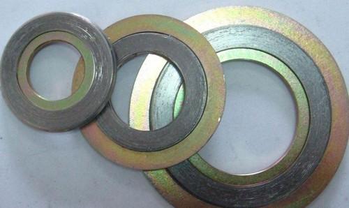 垫片生产厂家详细介绍金属材料盘绕垫片选料规范及特性优点